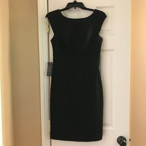 NEW the limited black dress
